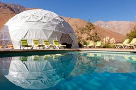 Bungolow by Weekend Cabin Watching The Atacama Desert Night Sky From The