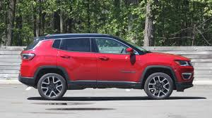 red jeep compass 2017 jeep compass review baby grand