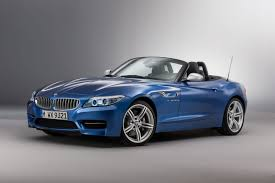 starting range of bmw cars bmw z4 convertible models price specs reviews cars com