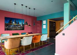 Esszimmer Farbe 2015 Penthouse In Berlin Elektro Wohnen Baunetz Wissen