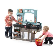 Pretend Kitchen Furniture Step 2 Best Chef U0027s Play Kitchen Toys U0026 Games Pretend Play