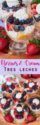 berries and cream tres leches cake parfait tatyanas everyday food