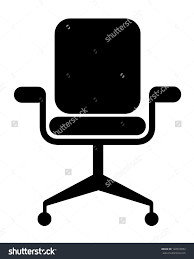 modern vector office chair graphic 192610832 shutterstock loversiq