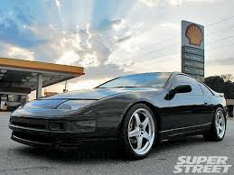 1993 nissan 300zx information and photos zombiedrive