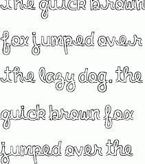 clementine sketch free font download