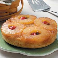 mini pineapple upside down cake recipe taste of home