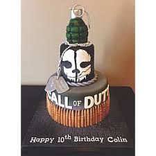 call of duty birthday cake call of duty ghost birthday cake shimmer delights flickr