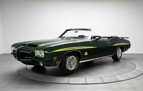 Pontiac Gto Pictures Rarest American Muscle Cars