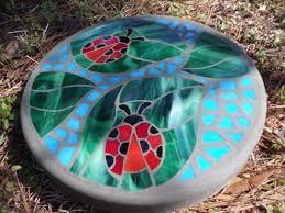 1557 best mosaics in the garden images on pinterest mosaic rocks