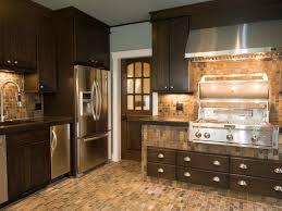 indoor kitchen awesome kitchen designs with indoor built in grill