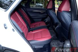 lexus nx300h vs bmw x1 2014 lexus nx 300h rear legroom forcegt com