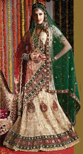 wedding dress indian indian bridal wedding dress bridal lehenga nationtrendz