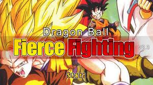 dragon ball fierce fighting 2 3 walkthrough grukha youtube
