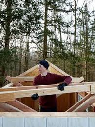 How To Build A Small Shed From Scratch by Build Your Own Simple Shed From Scratch Concrete Deck Popular