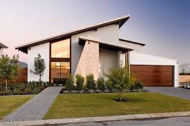 loft house design amazing exterior design of a modern loft house with skillion roof