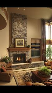 17 best fireplace mantels images on pinterest stone fireplace