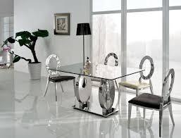 tavoli di cristallo sala da pranzo awesome tavoli di cristallo sala da pranzo images home design