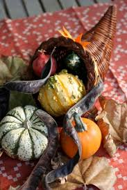 make a thanksgiving cornucopia activity education