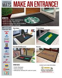 Commercial Floor Mats Door Mat Product Flyers Betterfloormats Com