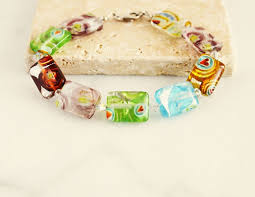 bracelet murano glass images Murano glass bracelet murano glass jewelry jewels by trish jpg