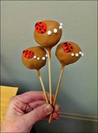 ladybug cake pops meg made creations decorating cake pops with fondant ladybug cake