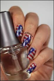 4th of july fireworks nail art designs 4th of july fireworks
