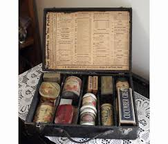 Cases to hold stuff part 2 the traveling salesman of the past