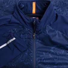 rlx ralph lauren flexion jacket indigo crane print trendygolf com