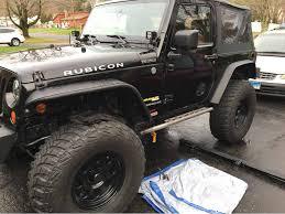 prerunner jeep vks fab prerunner rock sliders page 3 jkowners com jeep