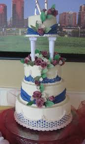 burgundy and navy blue wedding cake cakecentral com