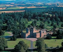 glorious glamis castle british heritage travel