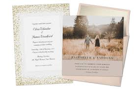 wedding invitations with pictures staggering wedding invitations with photos theruntime photo