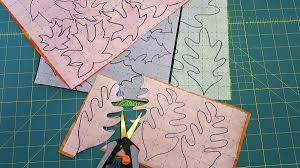 Leaf Table Runner Fall Leaves Table Runner Weallsew