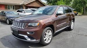 2014 jeep grand v8 2014 jeep grand summit 4x4 4dr suv 22609 brown suv