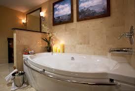 bathroom charming decorating bathtub candles 11 stock photo