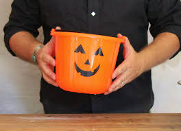 halloween trick or treat buckets u2013 festival collections