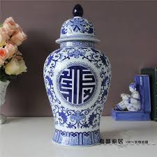 Ginger Jar Vase Aliexpress Com Buy Wedding Vase Chinese Ceramic Ginger Jar