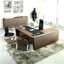 Design For Large Office Desk Ideas Large Office Desk Large Glass Office Desk Large Office Desk
