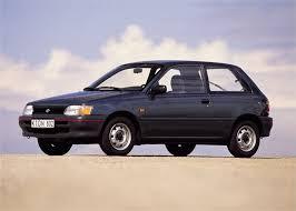1983 toyota starlet conceptcarz com catalog cars