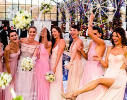 how to choose bridesmaid dresses that actually look good vogue