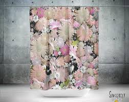 Shabby Chic Shower by Photo Shower Curtain Etsy