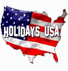the your web federal and holidays in usa