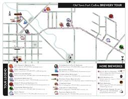 Fort Collins Colorado Map by What To Do In Fort Collins The Armstrong Hotel