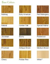 Wood Floor Finish Options Hardwood Floor Color Options Jacobean Antique Brown Medium
