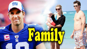 eli manning family photos with parents and