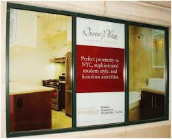 glass door decals stickers window wraps graphics printing for store windows signs ny