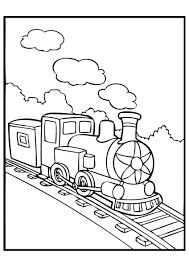 polar express train coloring pages coloringstar