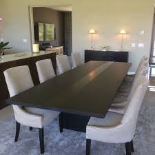 handmade dining room table mill river trestle table dining set the dump u2013 america u0027s dining