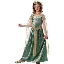 halloween costumes for girls amazon amazon com california costumes queen guinevere child costume