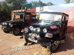 mahindra thar price updated mahindra thar launched now niggle free